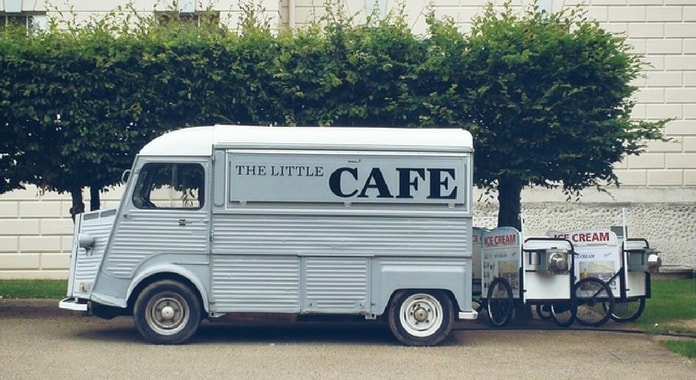 start a food truck business