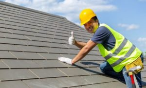 American style roofing